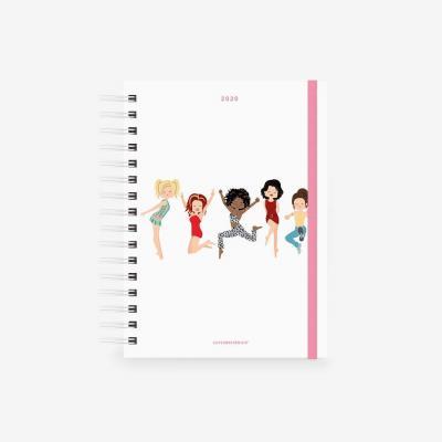 Agenda Poderosa 2021-20  Girl Power