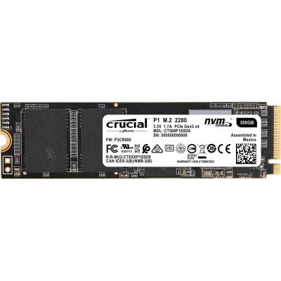 Crucial P1 CT500P1SSD8