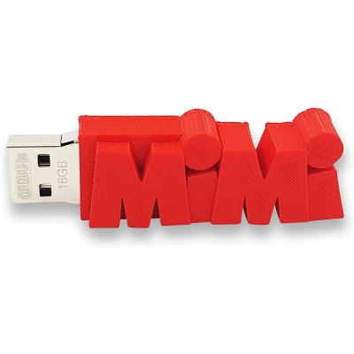 Memoria USB Personalizada con el Texto Que tú decidas Elige Entre 15 Colores Diferentes
